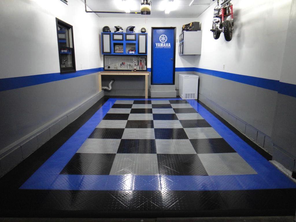 Garage Floors Garage Gallery Racedeck Garage Ideas