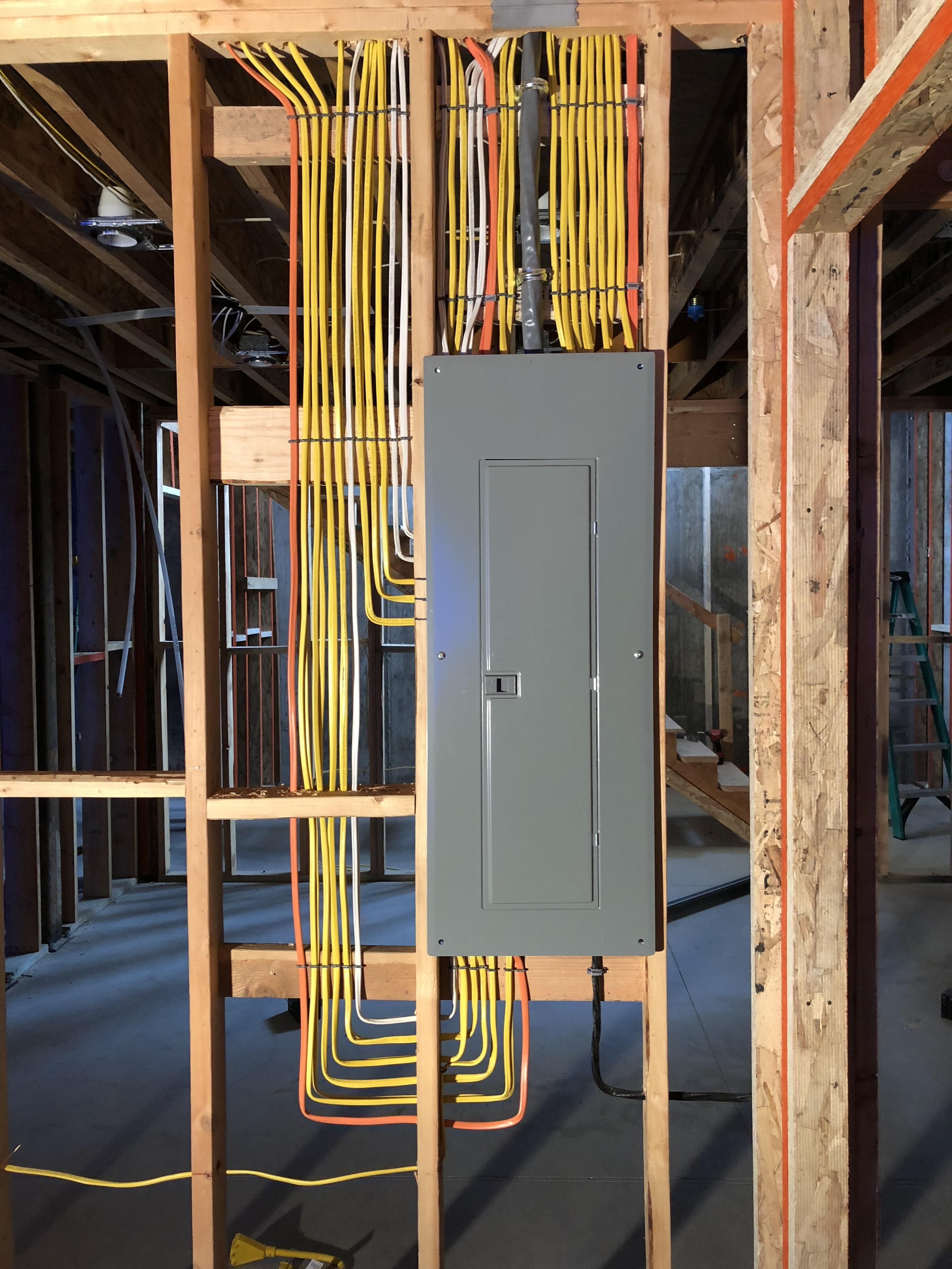 Pin by Kate Hannah on Interesting! | Locker storage ... New Home Wiring on