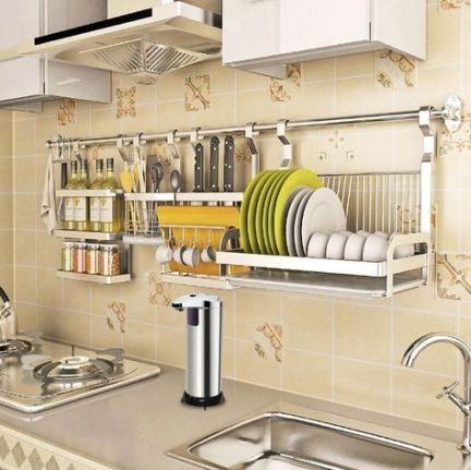 56+ Trendy apartment kitchen small dish racks #dishracks
