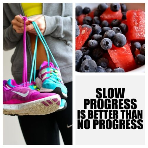 Slow progress is more likely to last!  #smallchanges #success http://wp.me/p4lR6F-1j