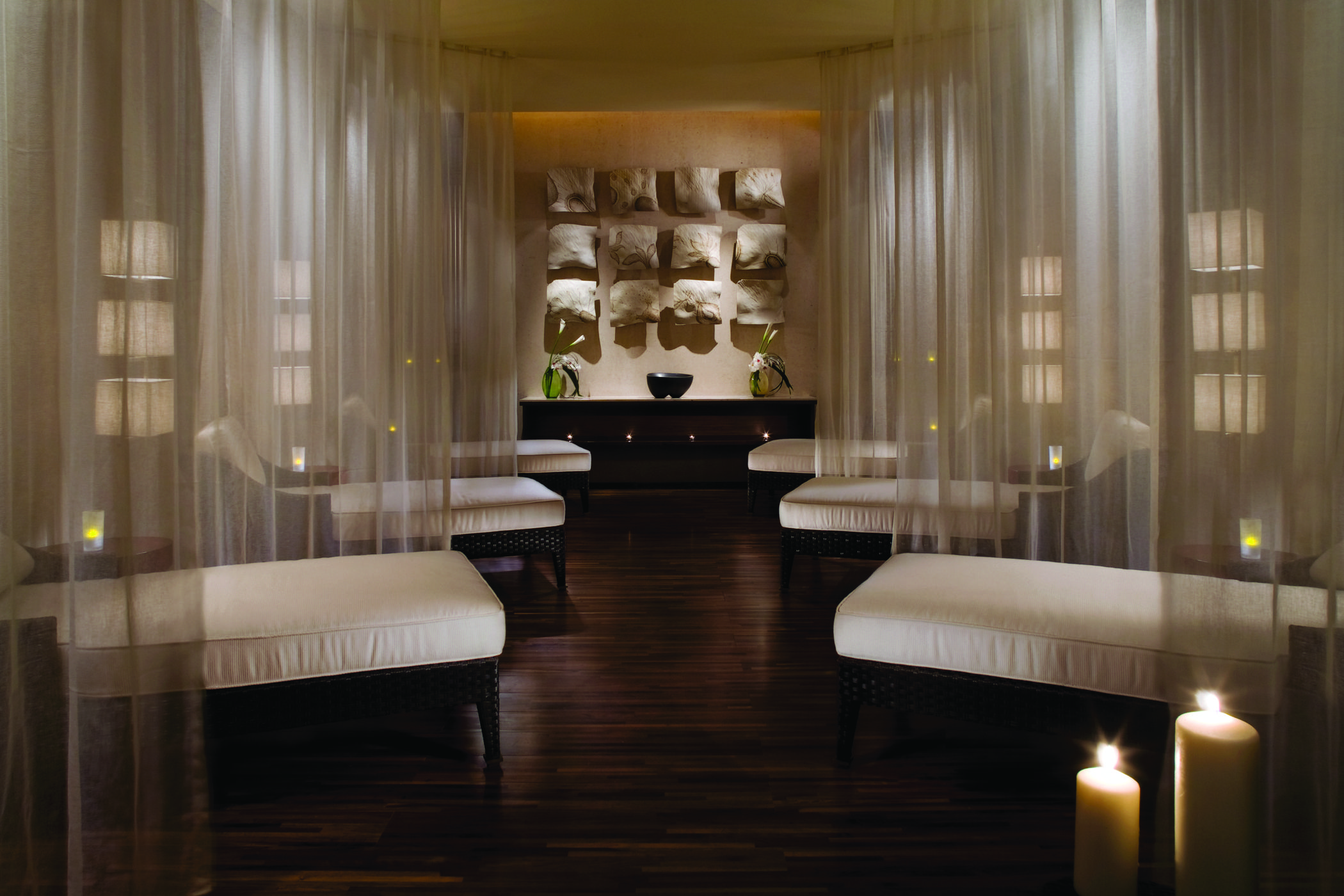The Spa at The Ritz-Carlton, Shenzhen.