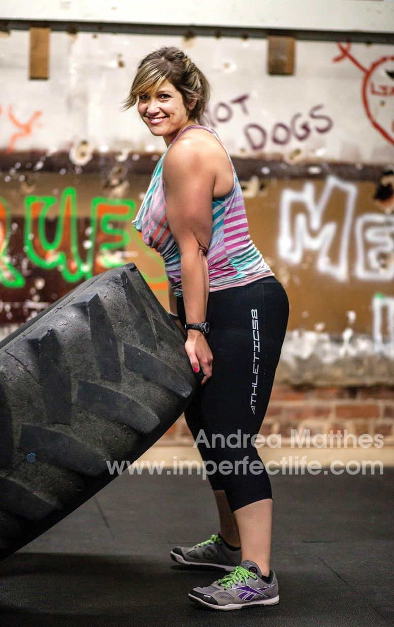 Imperfect Life - Andrea Matthes Tire Flip