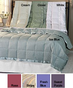 premier 230 thread count down blanket by national sleep products - Down Blankets