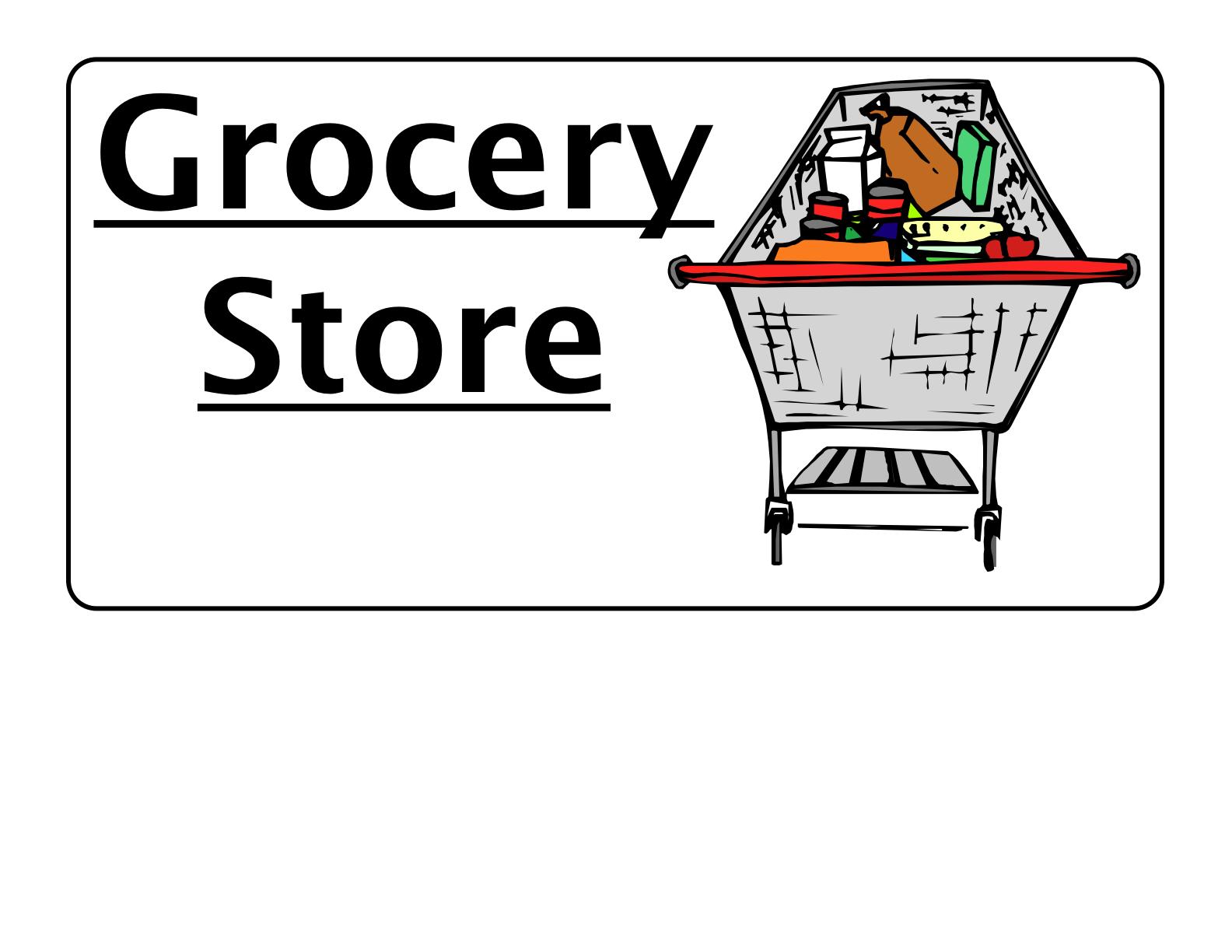 Preschool Is Fun Planning Activities Our Own Grocery