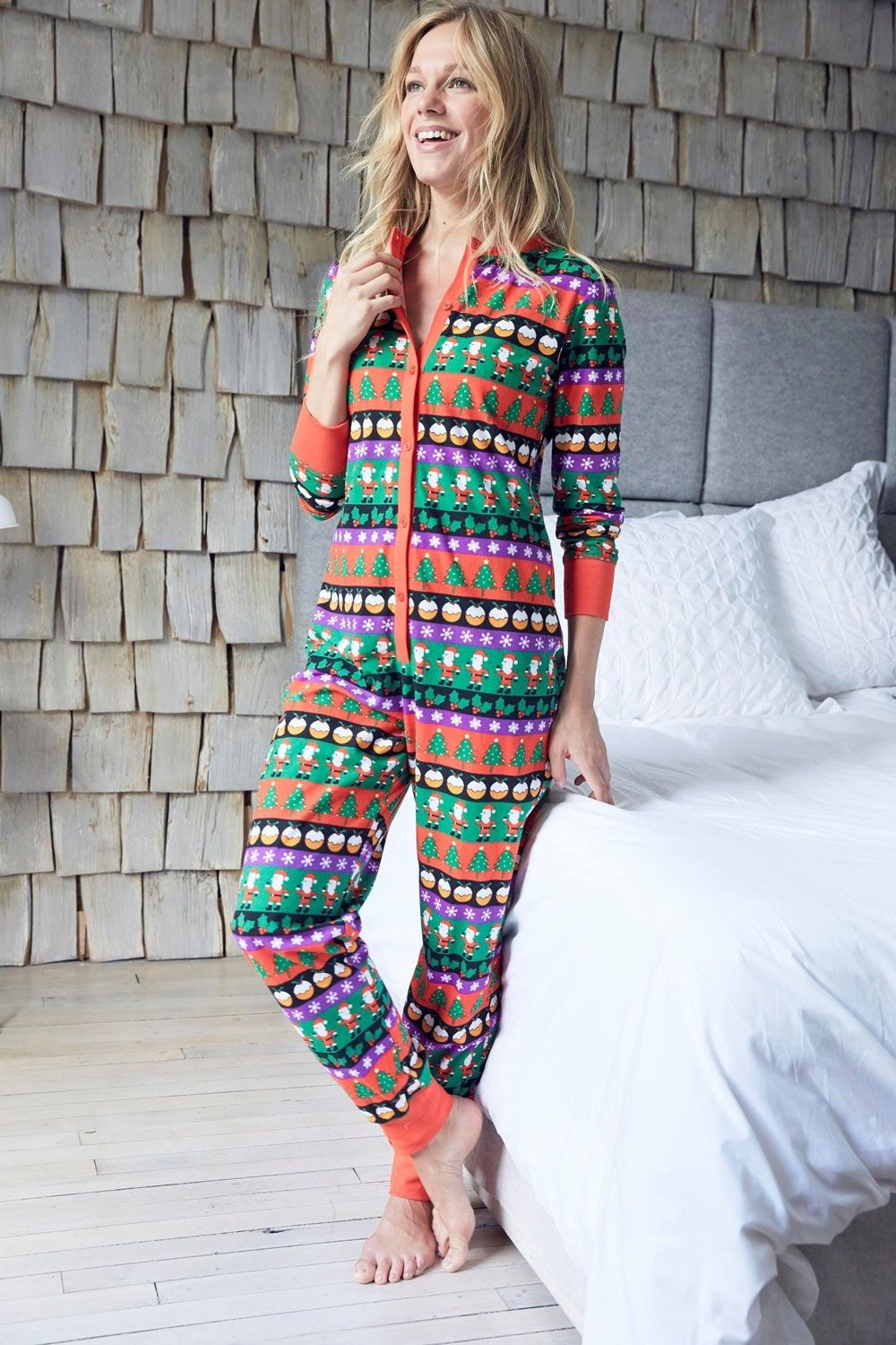 Your entire family can wear matching Christmas PJs thanks