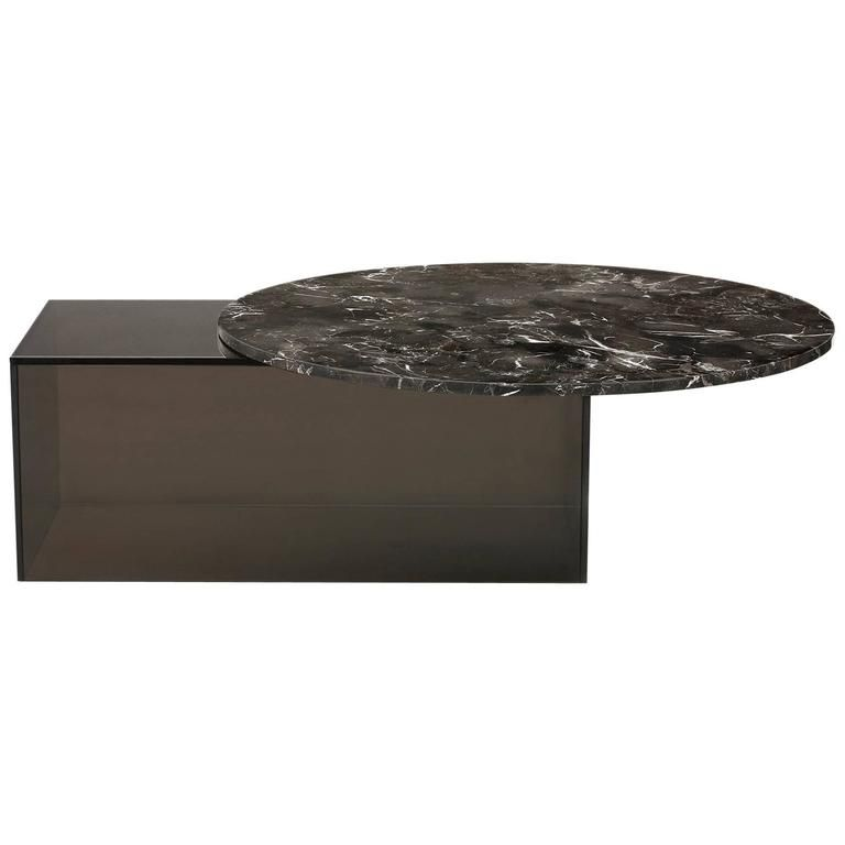 Brian Thoreen Glass Marble Shift American Coffee Cocktail Table Products In 2019 Table Furniture Table Coffee