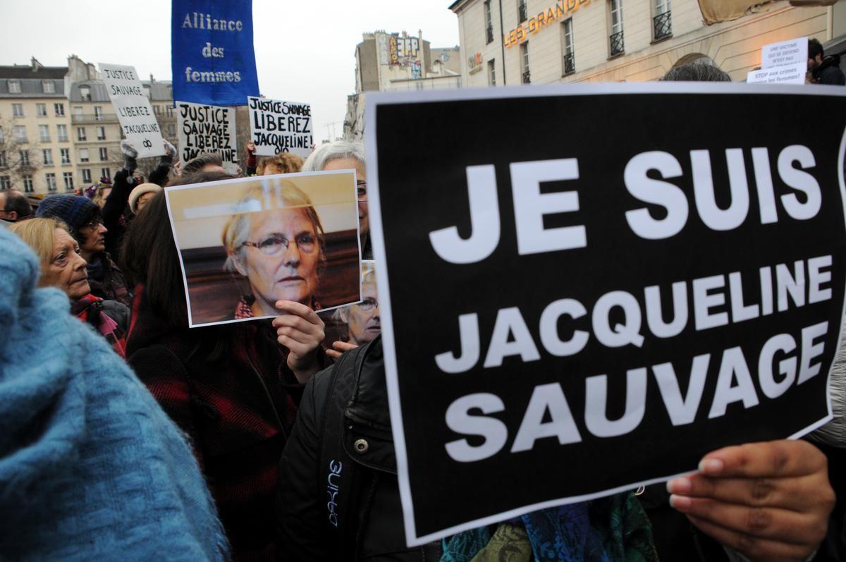Jacqueline Sauvage graciée : 4 ans de feuilleton judiciaire, médiatique et politique   Le Figaro Madame