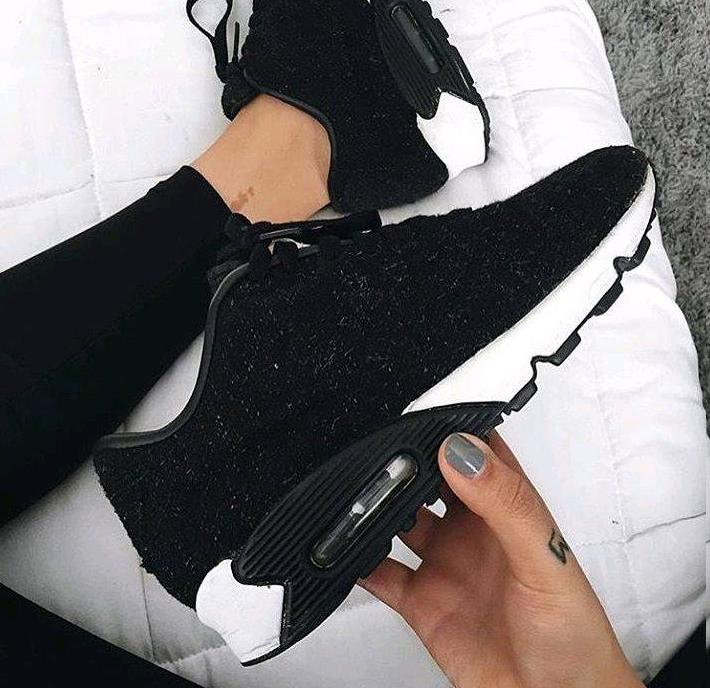 Top 10 NikeID Air Max 90 Designs | Black nike sneakers, Nike