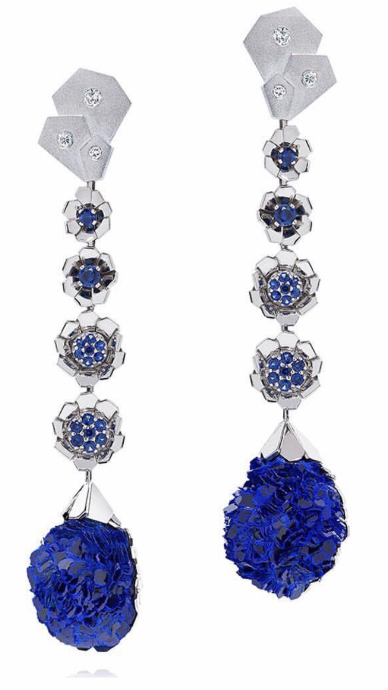 6e0f3a847 Pin by Manoj kadel on Earrings in 2019 | Earrings, Jewelry, Drop ...
