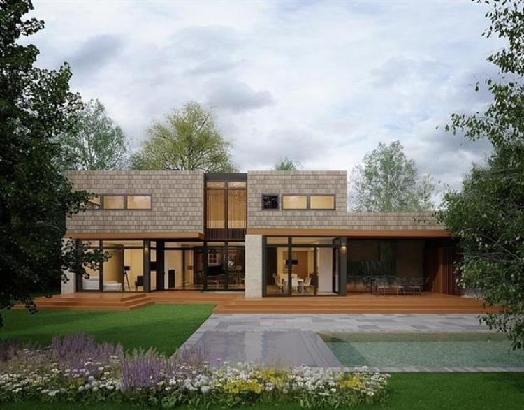 Bromont House By Paul Bernier Architecte | Verandas, Architecture And House
