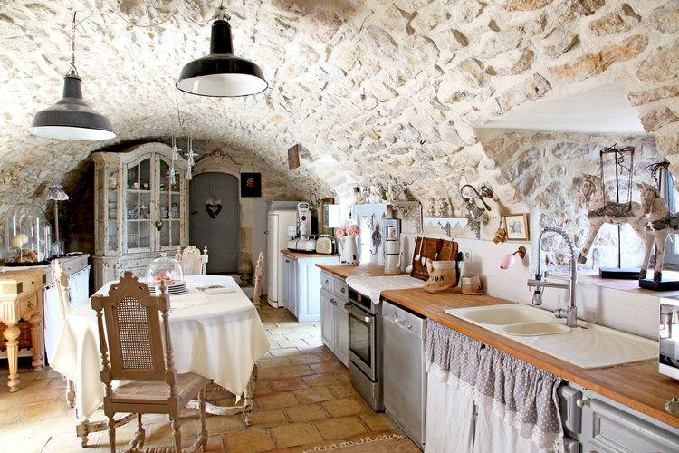 amatrices du style maison de famille vous souhaitez donner votre cuisine un style campagne