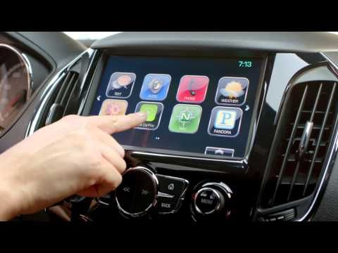 All-New 2016 Cruze Technology – MyLink, #Chevy4G, Advanced Phone Integration & More | Chevrolet - YouTube
