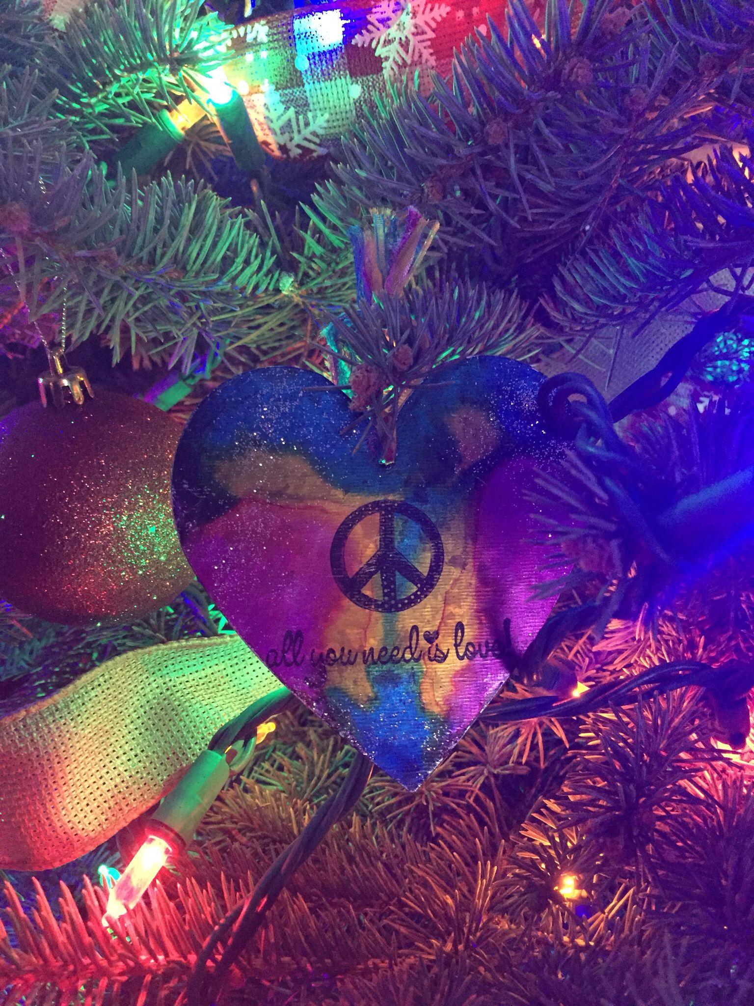 #allyouneedislove #christmas #chooselove