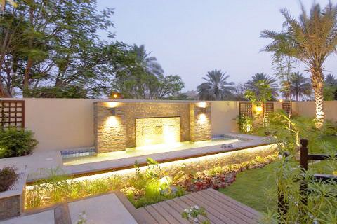 Ponds Dubai: A well designed pond completes your villa and ...