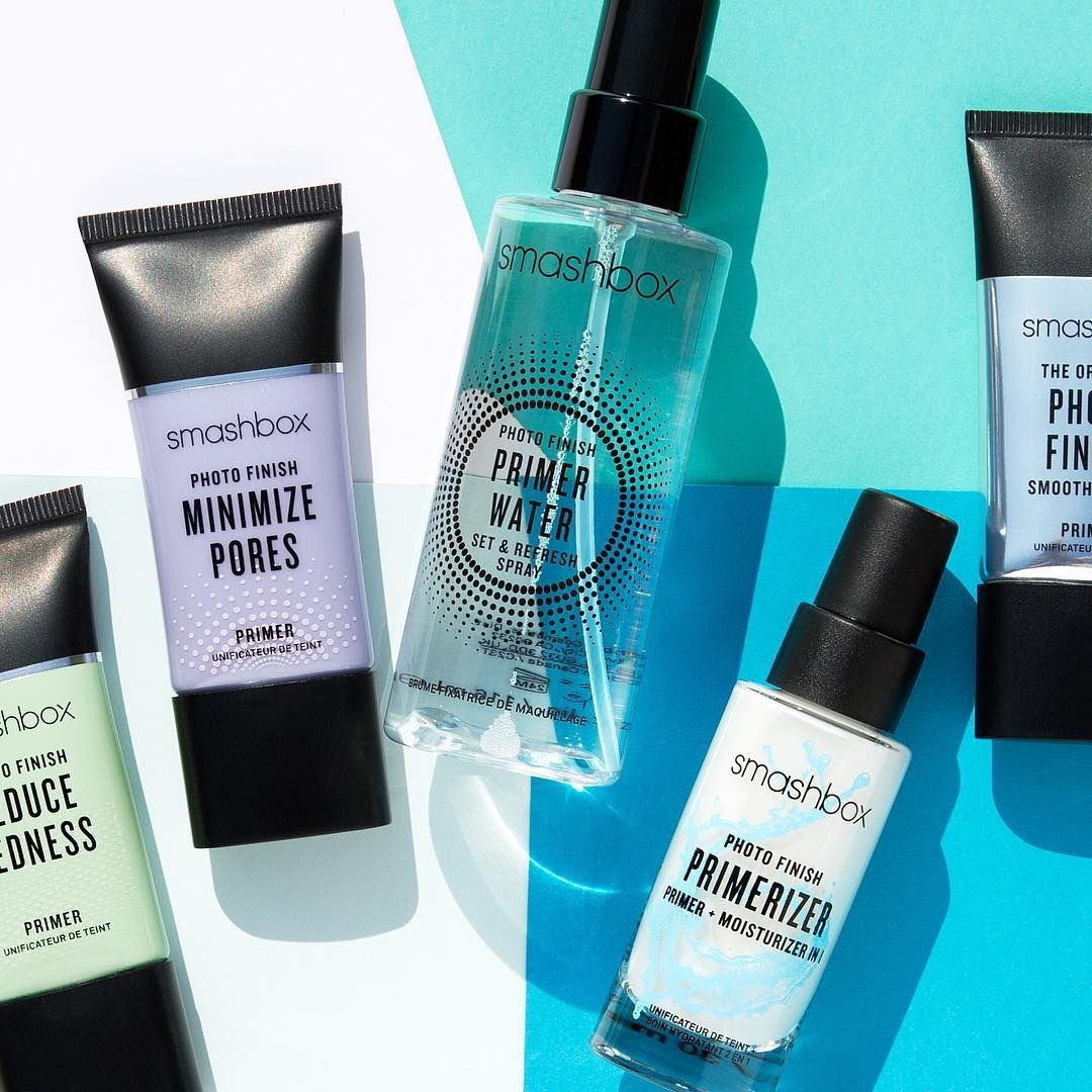 Meet Our Photofinish Primer Crew What Do You Think Of The New Packaging Crueltyfree Smashbox Cosmetics Primer Cosmetics