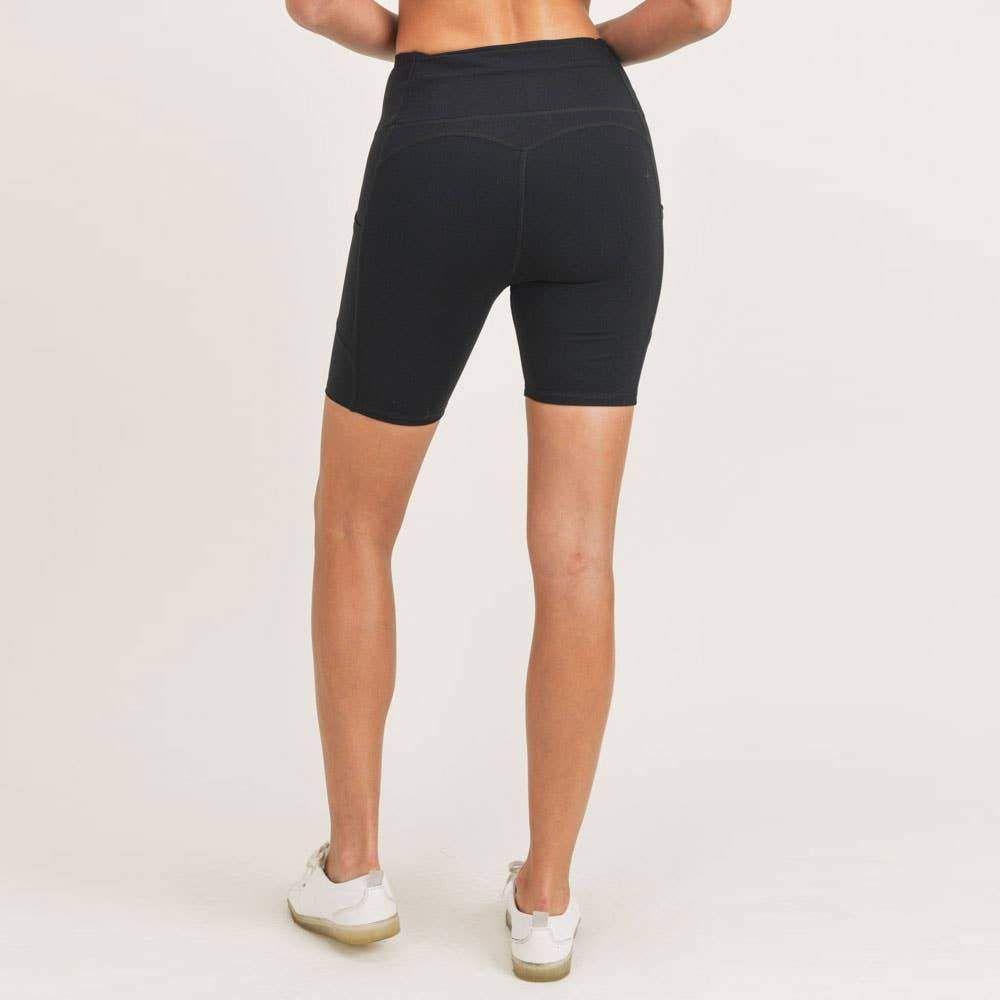 Essential Biker shorts - SM