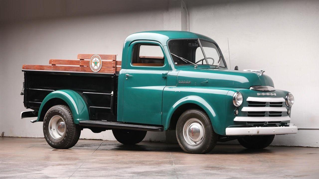 1950 Dodge B2 C Pickup Old Dodge Trucks Classic Cars Trucks Mopar