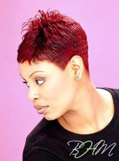 Short Hair Styles Blackhairmedia With Images Short Hair