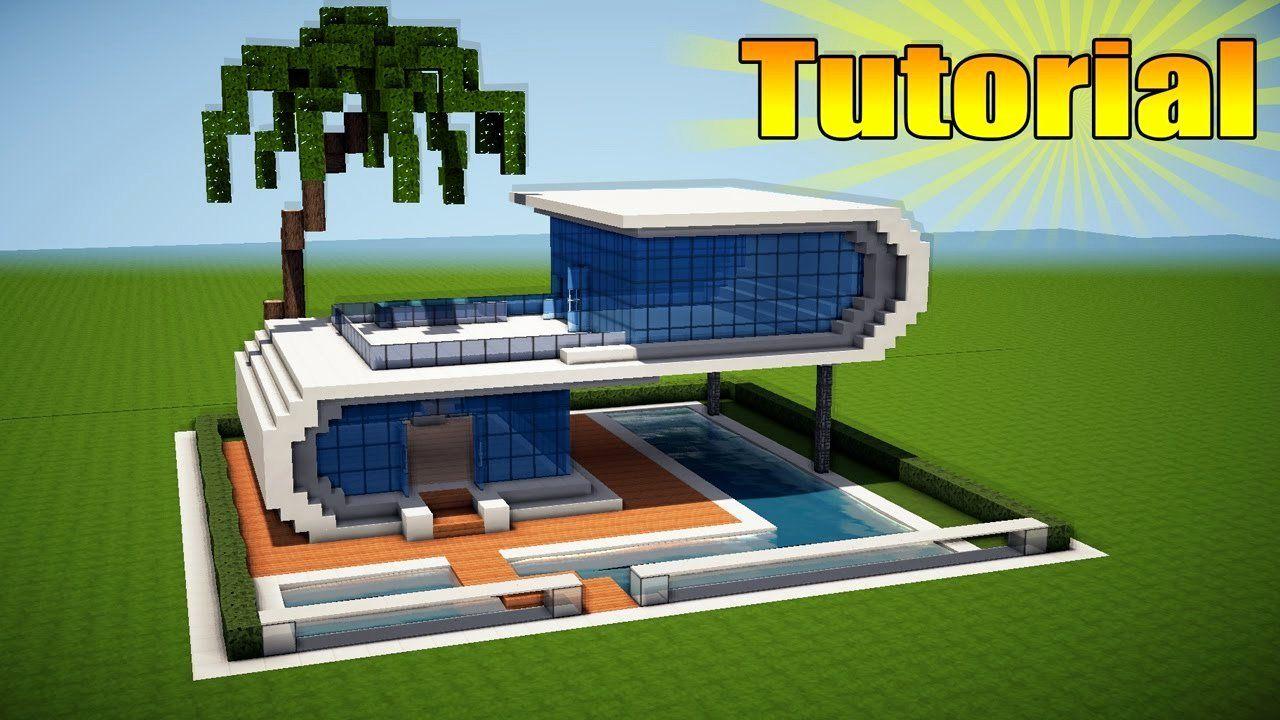 Modern Beach House Minecraft Inspirational Minecraft Modern Beach