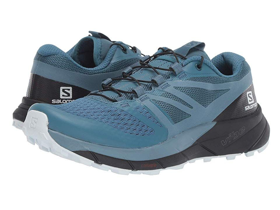 Trail Running | SENSE MAX 2 Black Orange | Salomon Uomo