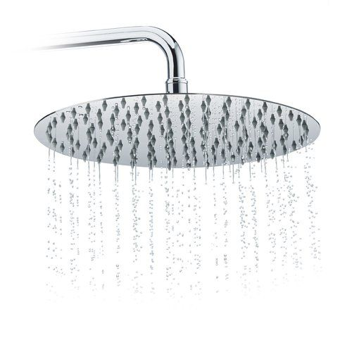 Relaxdays Fixed Shower Head Round Fixed Shower Head Shower