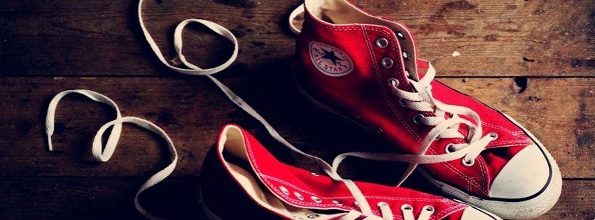 Zdjecia W Tle Na Facebooka Oryginalna Kolekcja Najlepszych Obrazkow Do Ustawienia Jako Tlo Na Fb Red Converse Shoes Red Converse Converse
