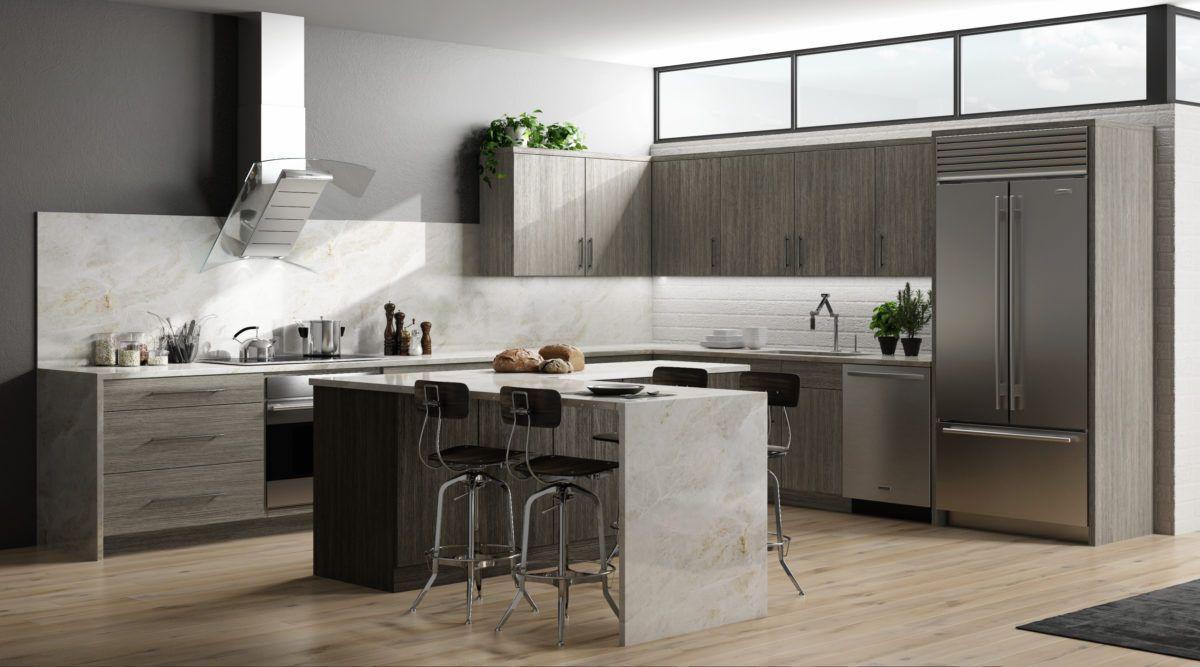 Rta Contemporary Matrix Silver Kitchen Cabinets Modern Italian Design Gray 10x10 Ebay Cheap Kitchen Cabinets New Kitchen Cabinets Refacing Kitchen Cabinets