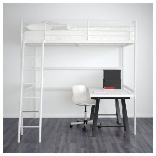 TromsÖ Loft Bed Frame Ikea regarding Elegant in addition to Gorgeous ...