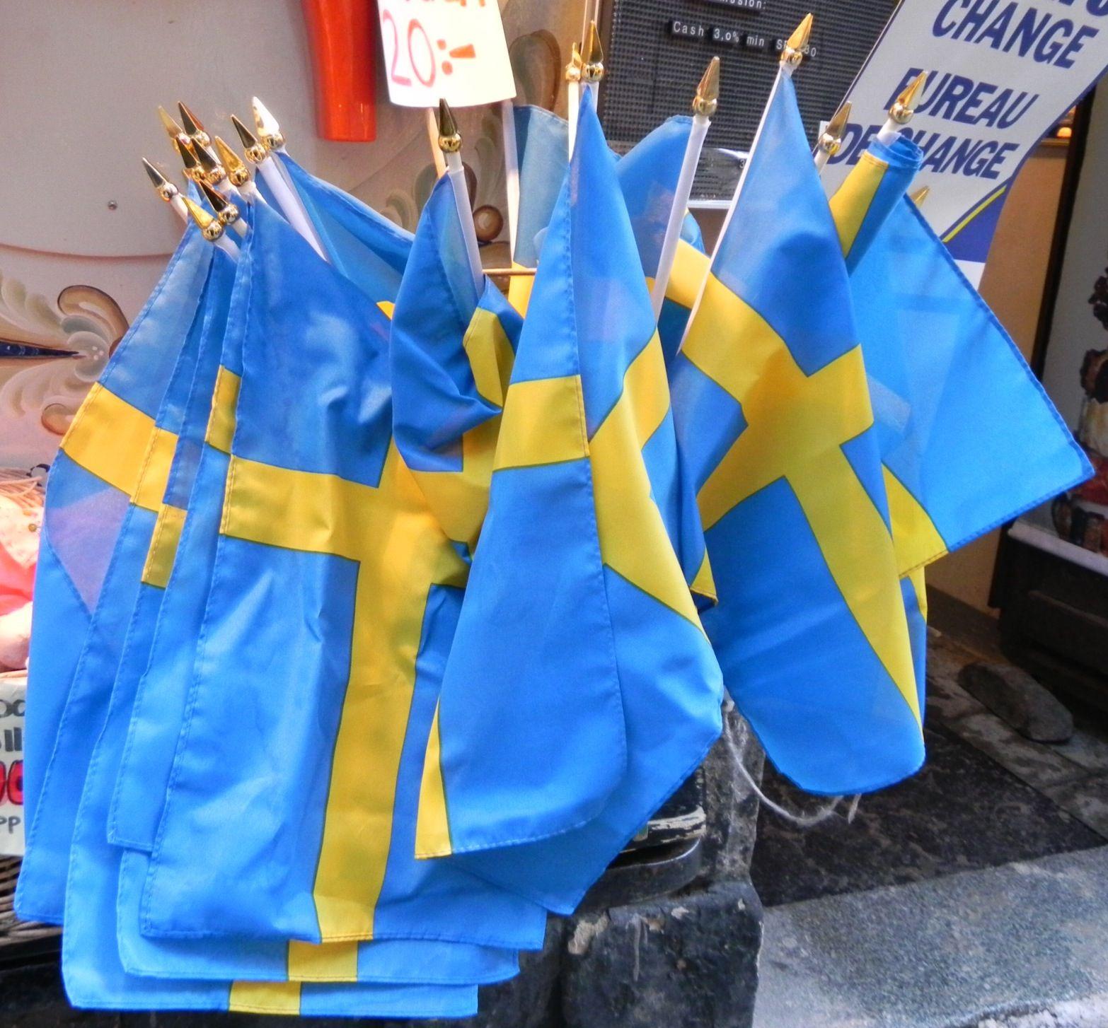 Swedish Flags For Sale Stockholm Sweden Photo By Pgrbydand Flag Flags For Sale Swedish Flag