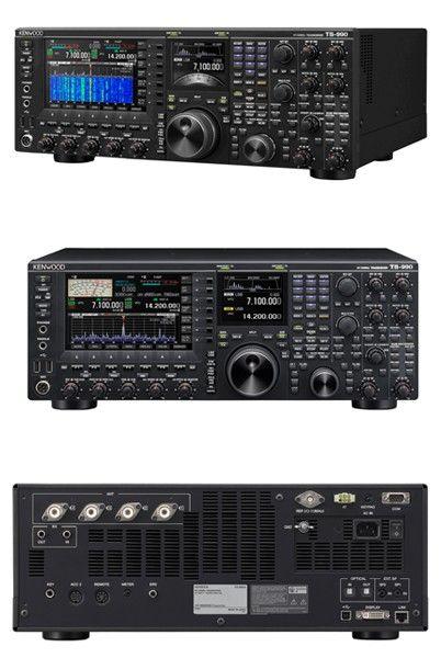 Ts 990s Kenwood Communications Ham Radio Ham Radio Antenna Radio