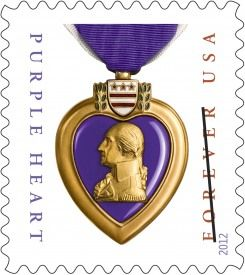 "The Purple Heart is awarded in the name of the President of the United States to members of the U.S. military who have been wounded or killed in action. According to the Military Order of the Purple Heart, an organization for combat-wounded veterans, the medal is ""the oldest military decoration in the world in present use and the first award made available to a common soldier."""