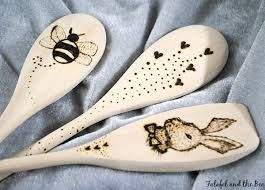 Image result for simple pyrography