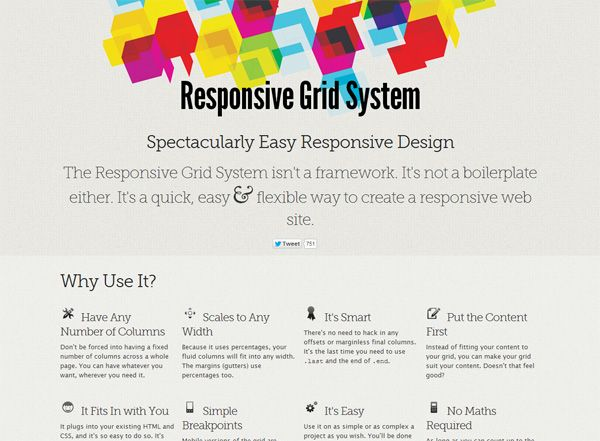 13 Best Responsive Css Grid Systems For Your Web Designs Responsive Grid Responsive Grid System Css Grid