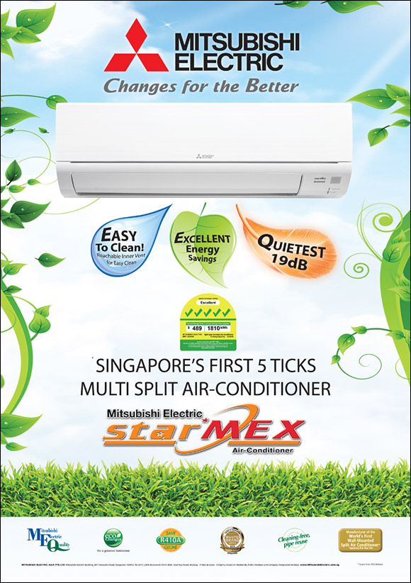 Mitsubishi Electric STARMEX AirConditioner Cleaning