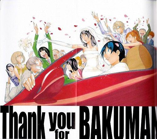 Haikyuu Manga Volumi: Takeshi Obata, J.C. Staff, Bakuman, Akito Takagi, Moritaka