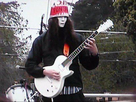 Buckethead Masterful Guitar Solo Big Sur Moon In The Haight