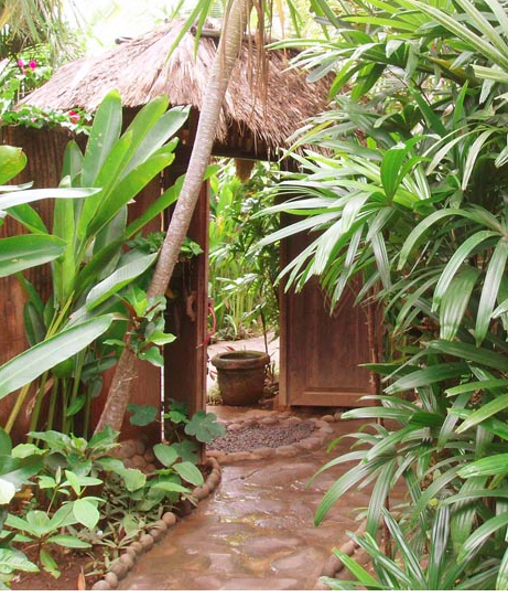 The Secret Garden, Bingin Beach, Bali, Indonesia. www