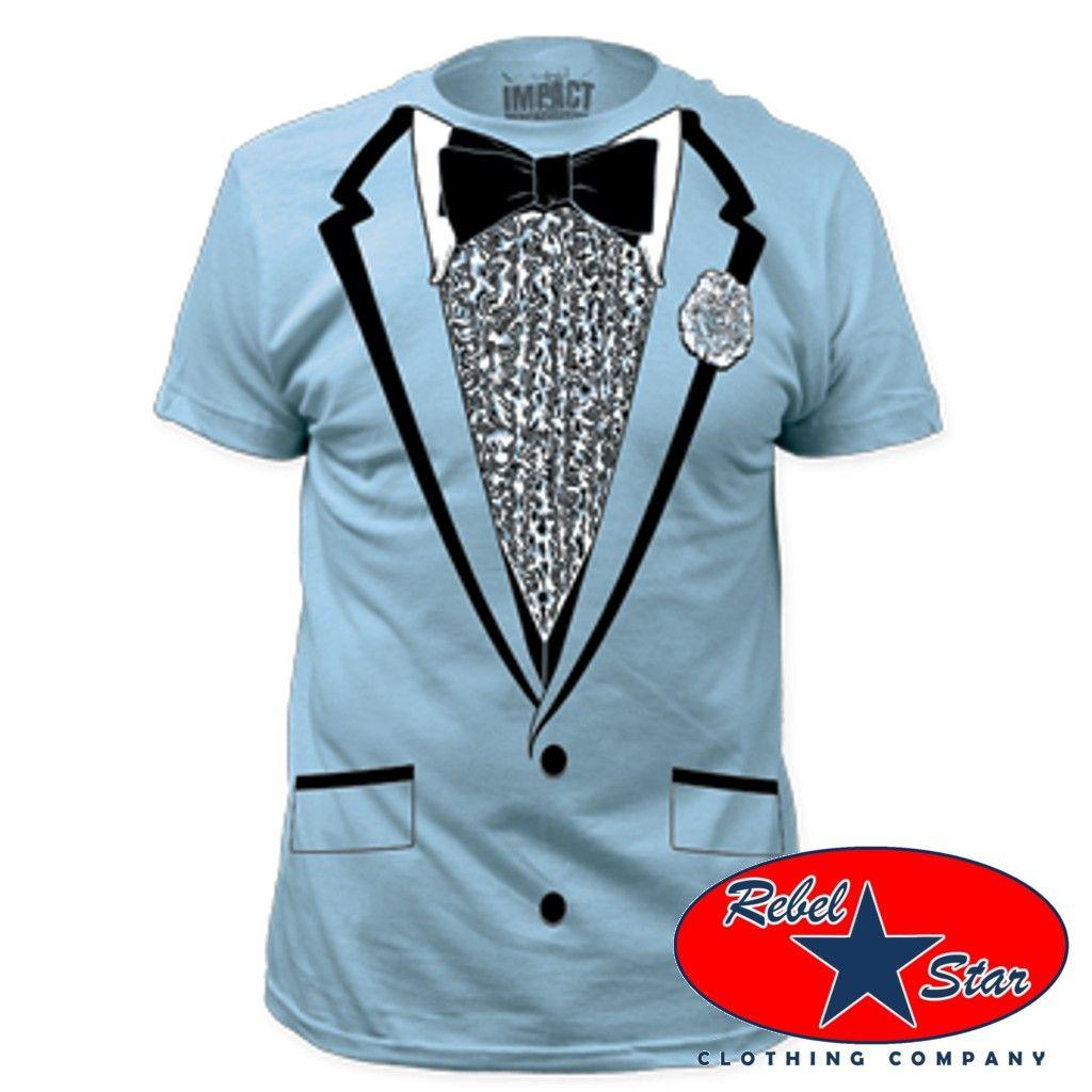 38d1778b Retro Prom Tuxedo T Shirt 80s Cool Punk Rock Alternative Tattoo DJ Mod  Novelty | eBay
