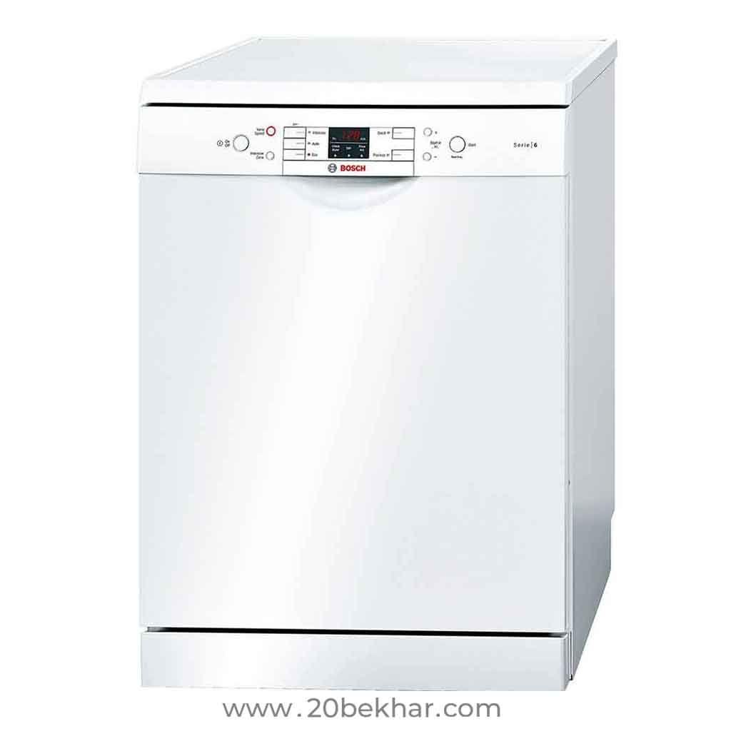 Bosch Dishwasher 13 Place Series 6 Sms58m02 Bosch Dishwashers Bosch Dishwasher