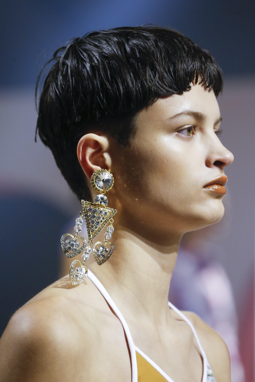 Kenzo embellished earrings