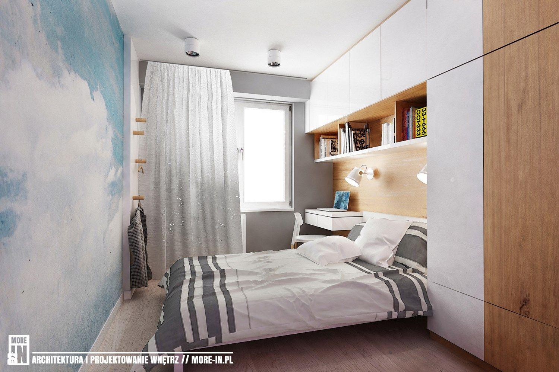 Wystrój Wnętrz Mała Sypialnia Pomysły Na Aranżacje