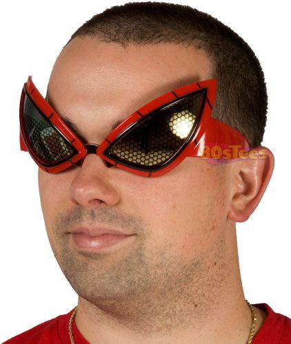 d5a9f32733d3 Spider-man Glasses..want