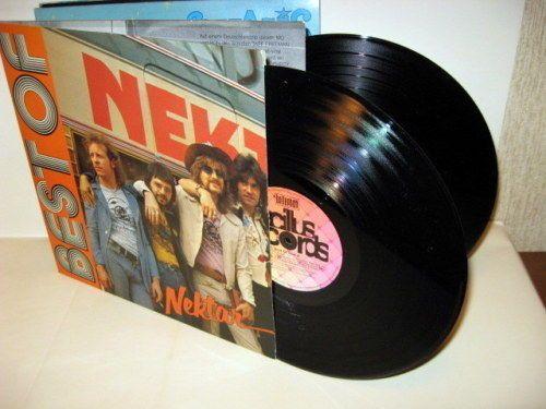 NEKTAR - Best Of Nektar *Bacillus Rec.'78 BAC2056* 2 x LP near mint