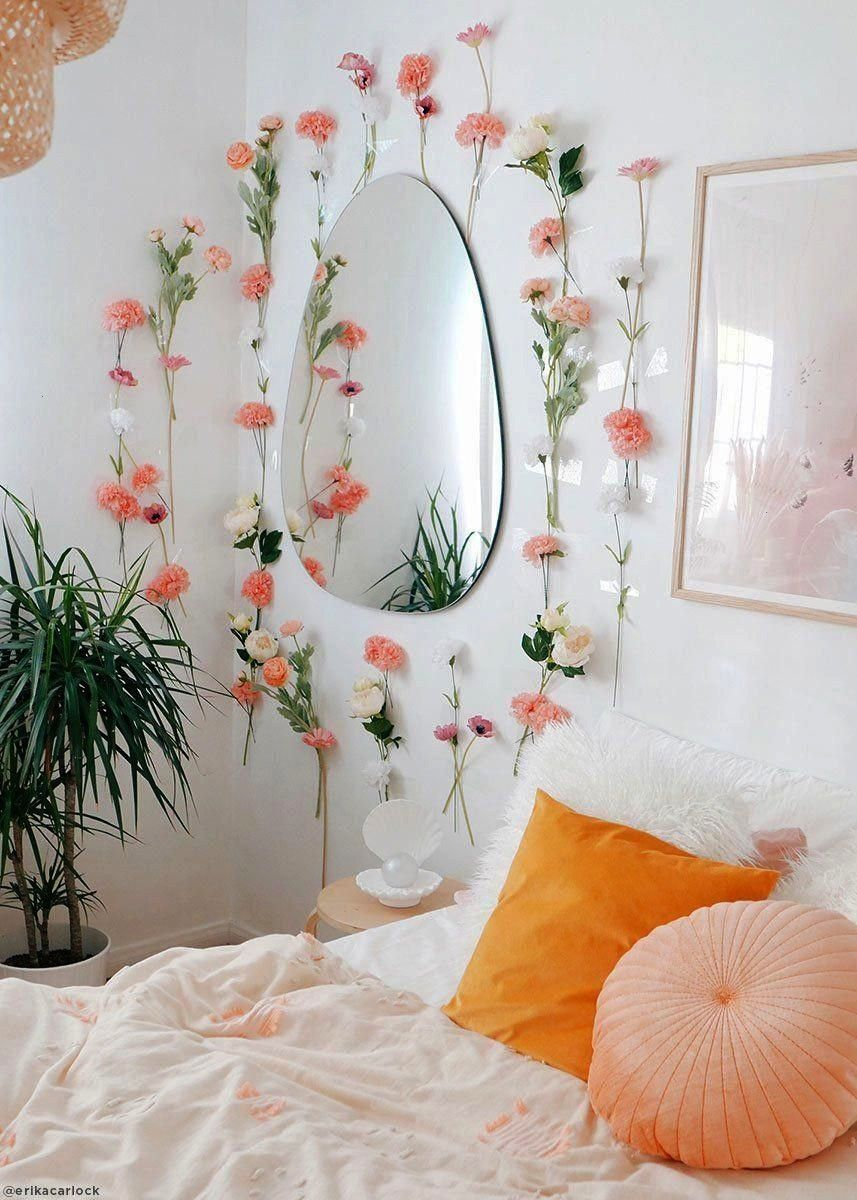 OF 100 Peach Pink Carnation Bulk Silk Flower Picks  5 TallbulkCASE OF 100 Peach Pink Carnation Bulk Silk Flower Picks  5 Tallbulk 28 Easy Ways to Decorate Your College Ap...