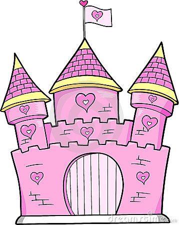 pink castle google search templetes pinterest castles rh pinterest com Pink Princess Castle princess castle clipart black and white