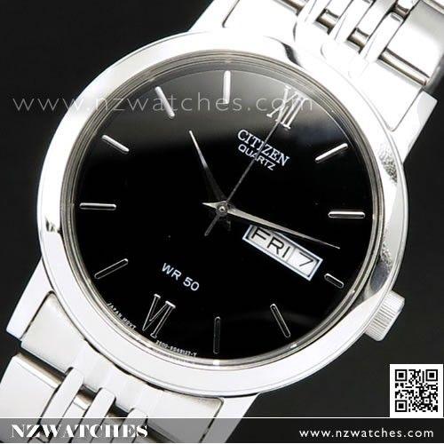 Citizen Quartz Stainless steel Mens Dress Watch BK4050-71E  f9792d8de