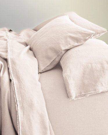 Eileen Fisher Washed Linen Collection Rosewater Color Washed