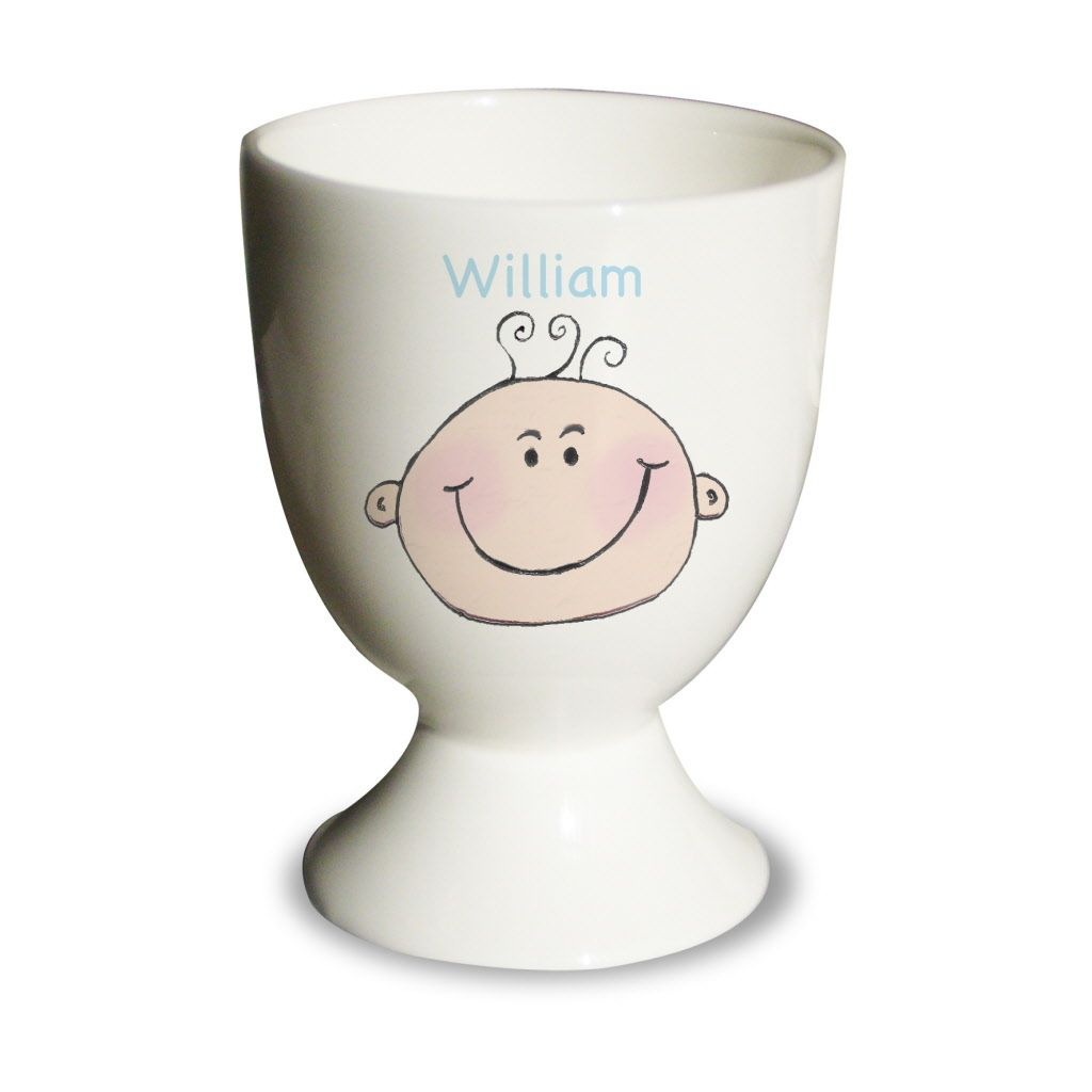 Baby boy egg cup personalised egg cup easter egg cup gift baby boy egg cup personalised egg cup easter egg cup gift 499 negle