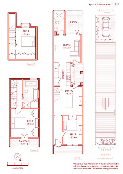A small terrace house in Paddington, Sydney provides plenty of