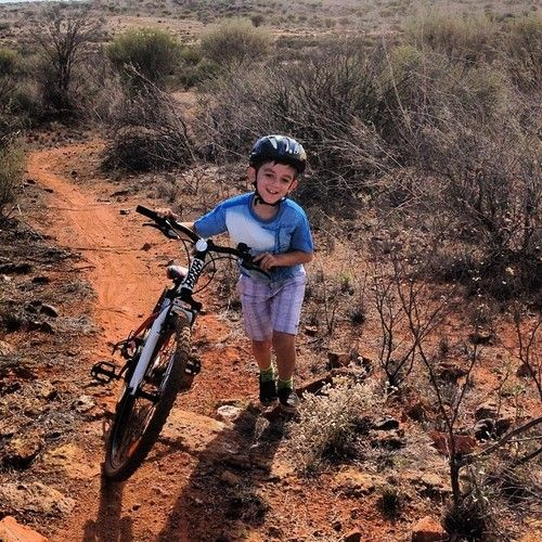 I enjoy my ride  #cycling #cyclingkids